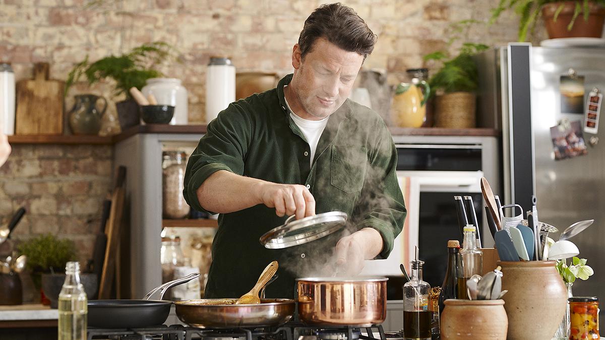 Zostań w domu, gotuj z Jamiem 2
