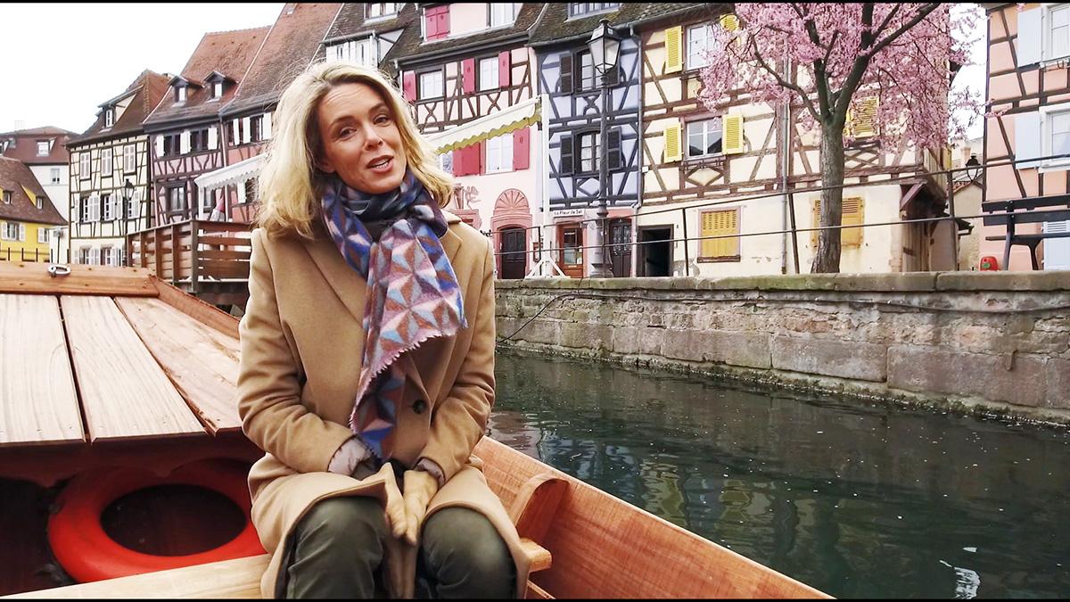 Francuskie wędrówki Julie 7