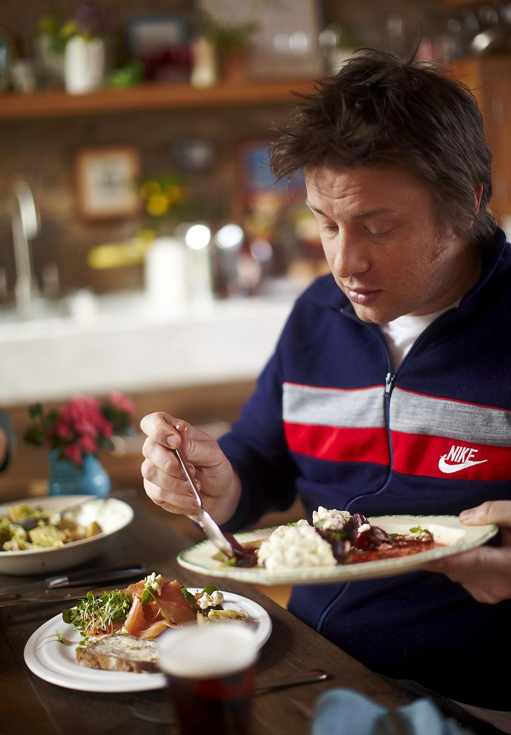 30 Minut Jamiego Wszystko O Programie Kuchnia