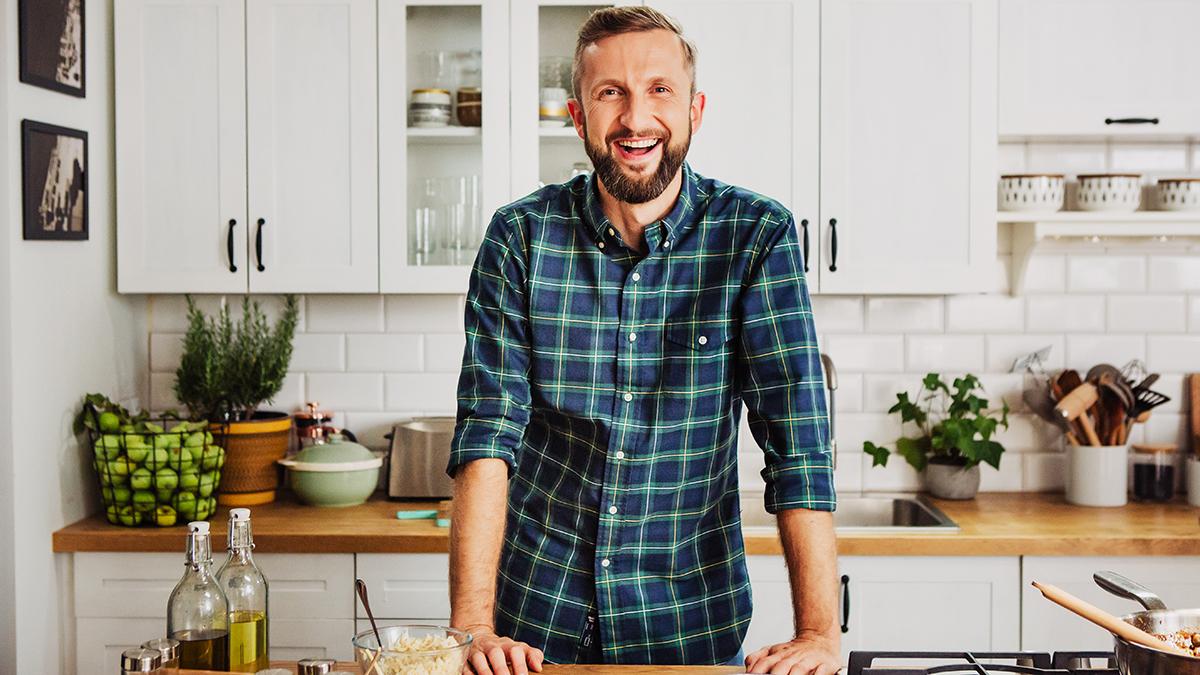 Kucharskiego Pomysl Na Kuchnie Seria Poradnikowa Kuchnia