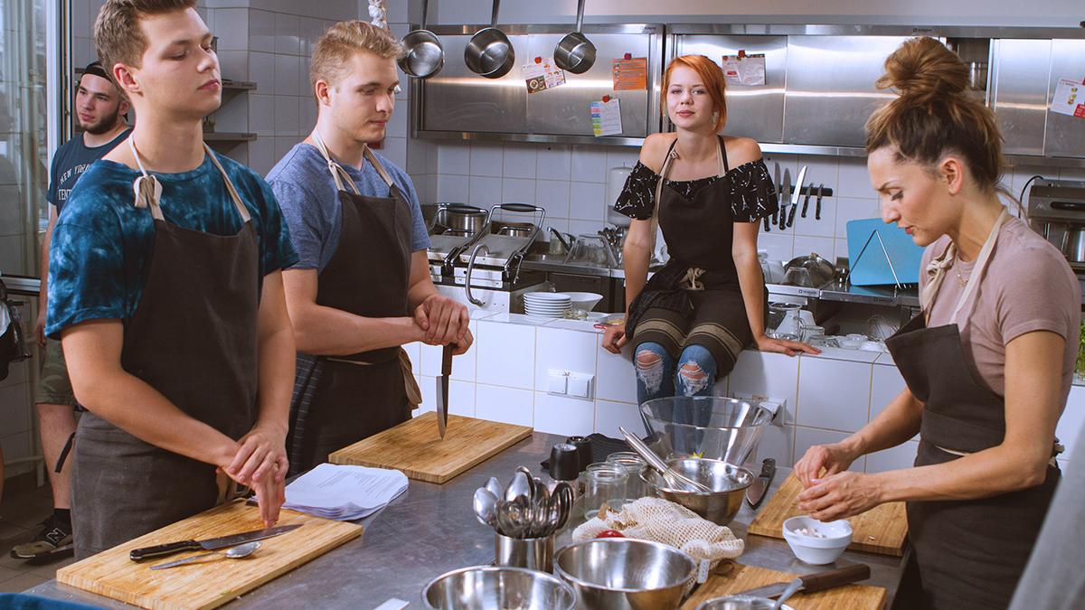 Bez Reszty Kuchnia Zero Waste Wszystko O Programie Kuchnia