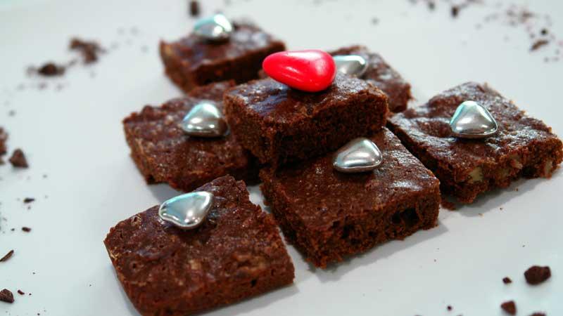 Brownies – superczekoladowe ciasto