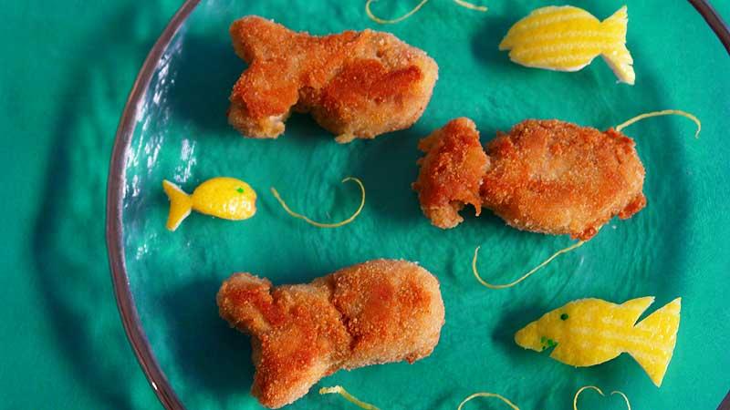 Placuszki rybne