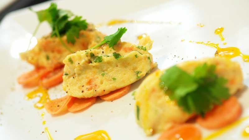 Puree marchewkowe, pietruszkowe i pikantne
