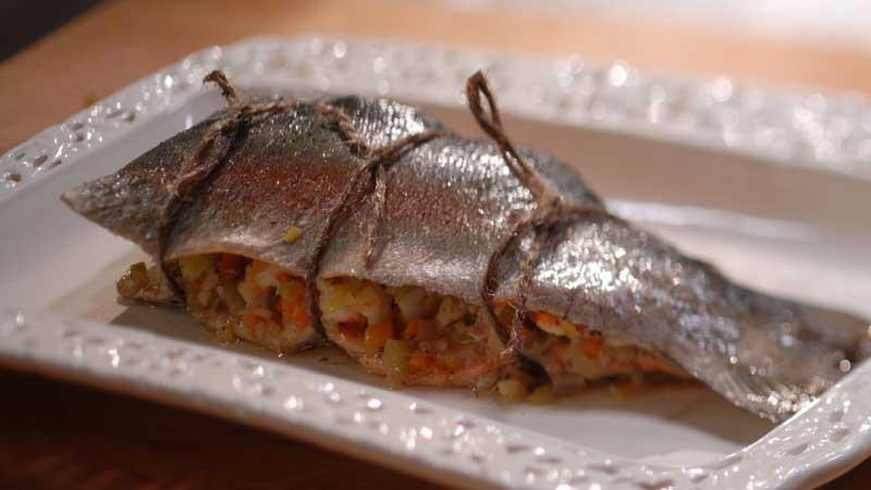 Wiązana ryba
