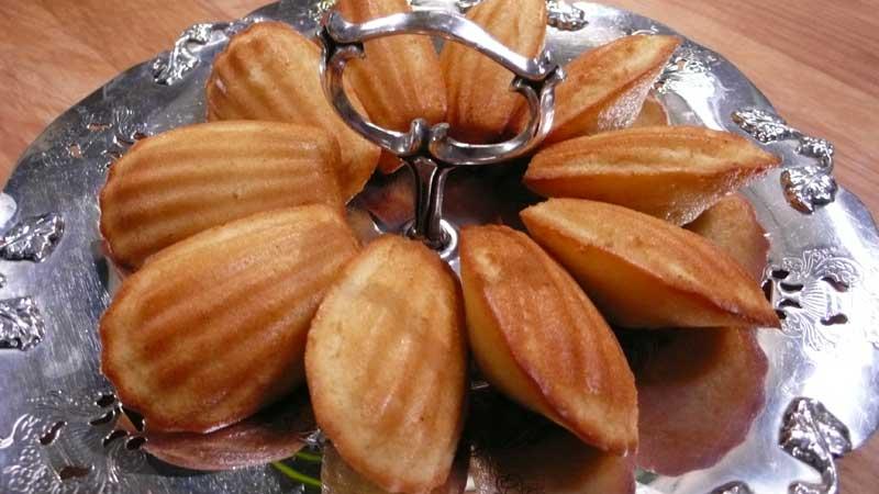 Cytrynowe magdalenki
