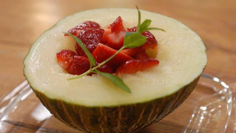 Desery ze świeżych owoców