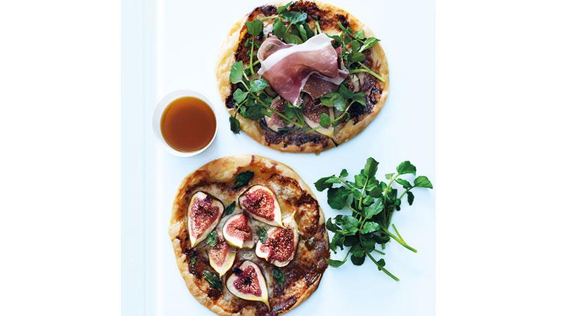 Tarta z figami i gorgonzolą
