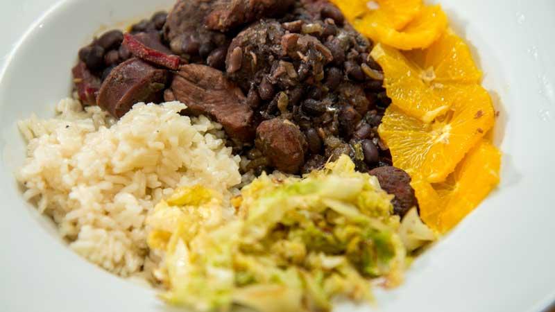 Feijoada - brazylijska potrawa