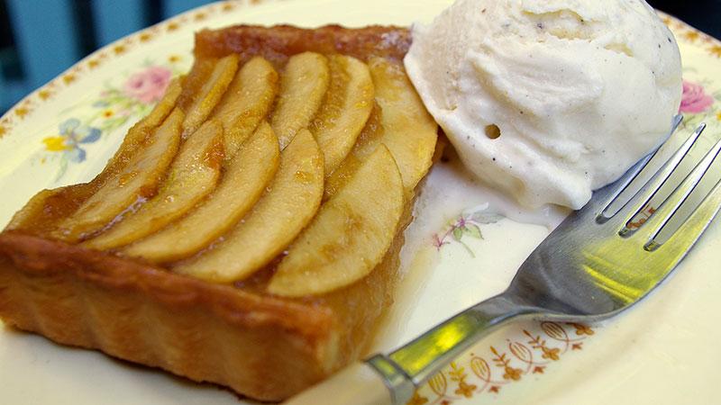 Tarta jabłeczna