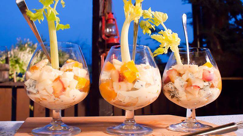 Koktajl owocowo-lazurowy