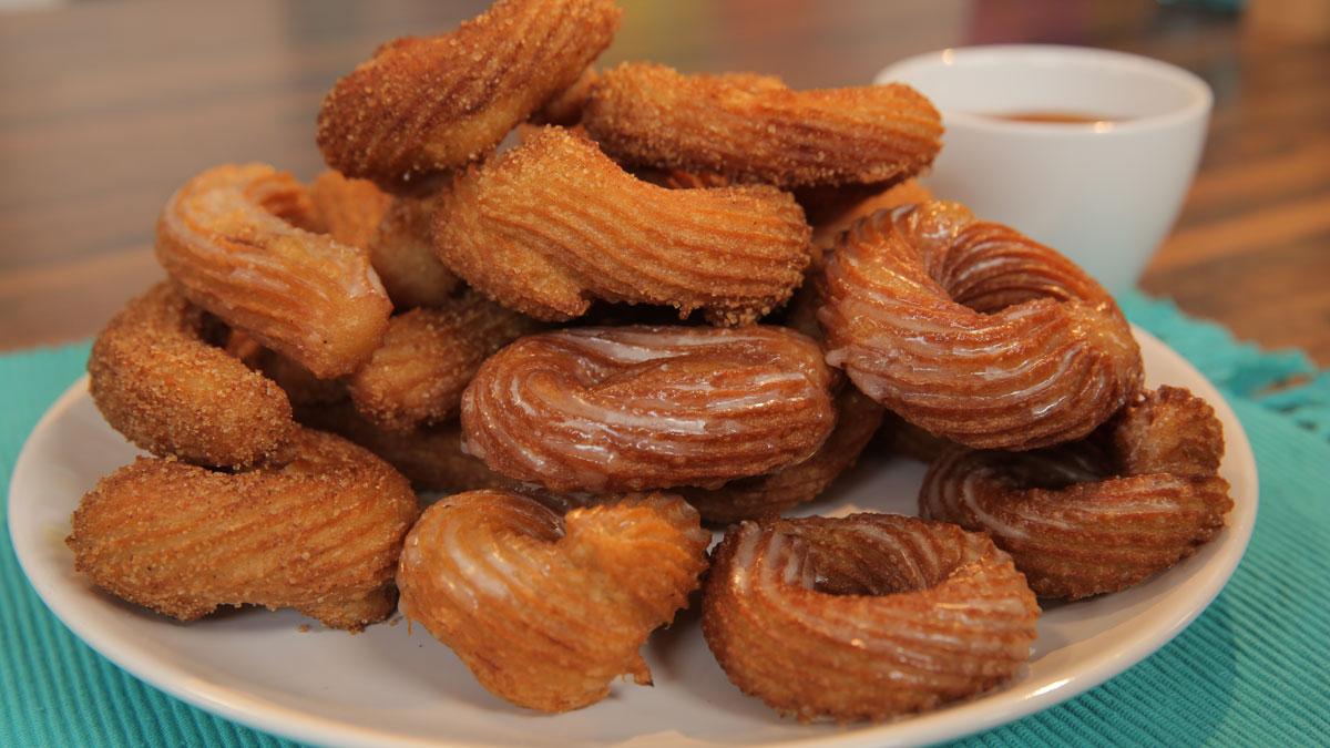 Churros, hiszpańskie pączki