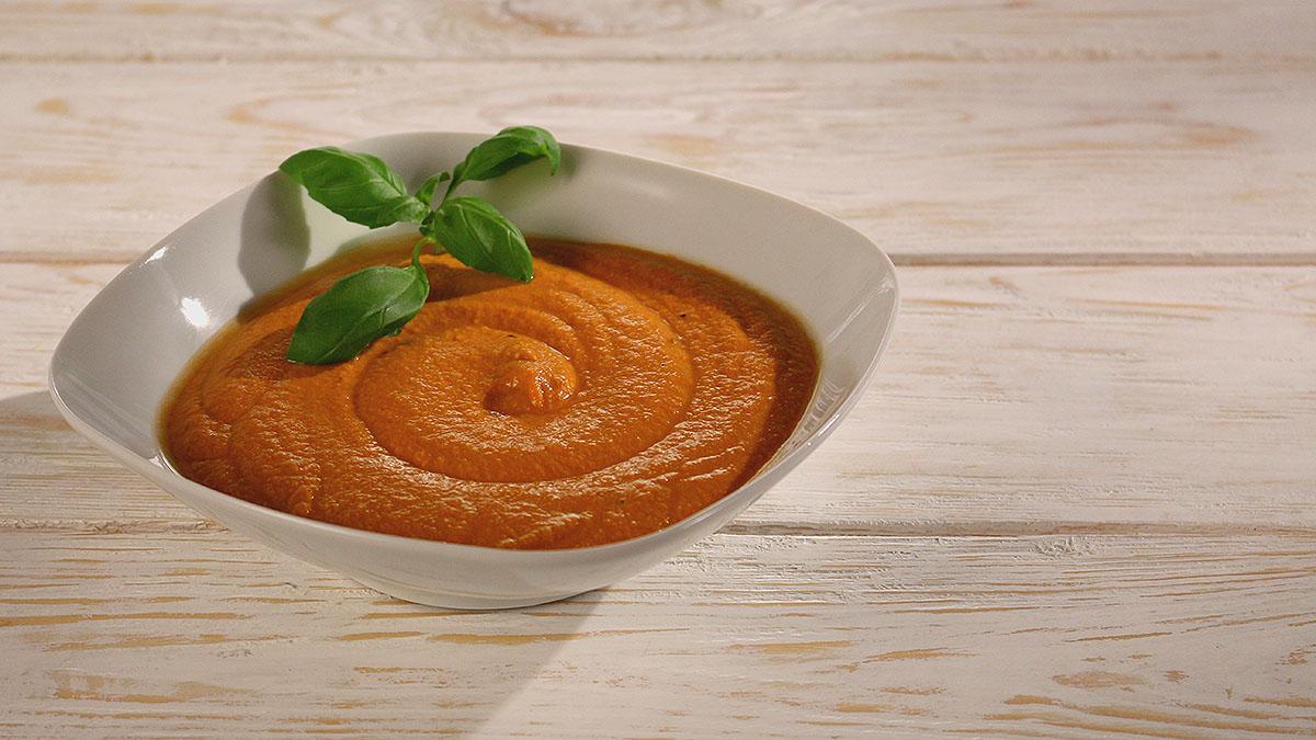 Zupa-krem z surowych warzyw