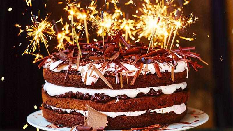 Tort czekoladowy na specjalne okazje