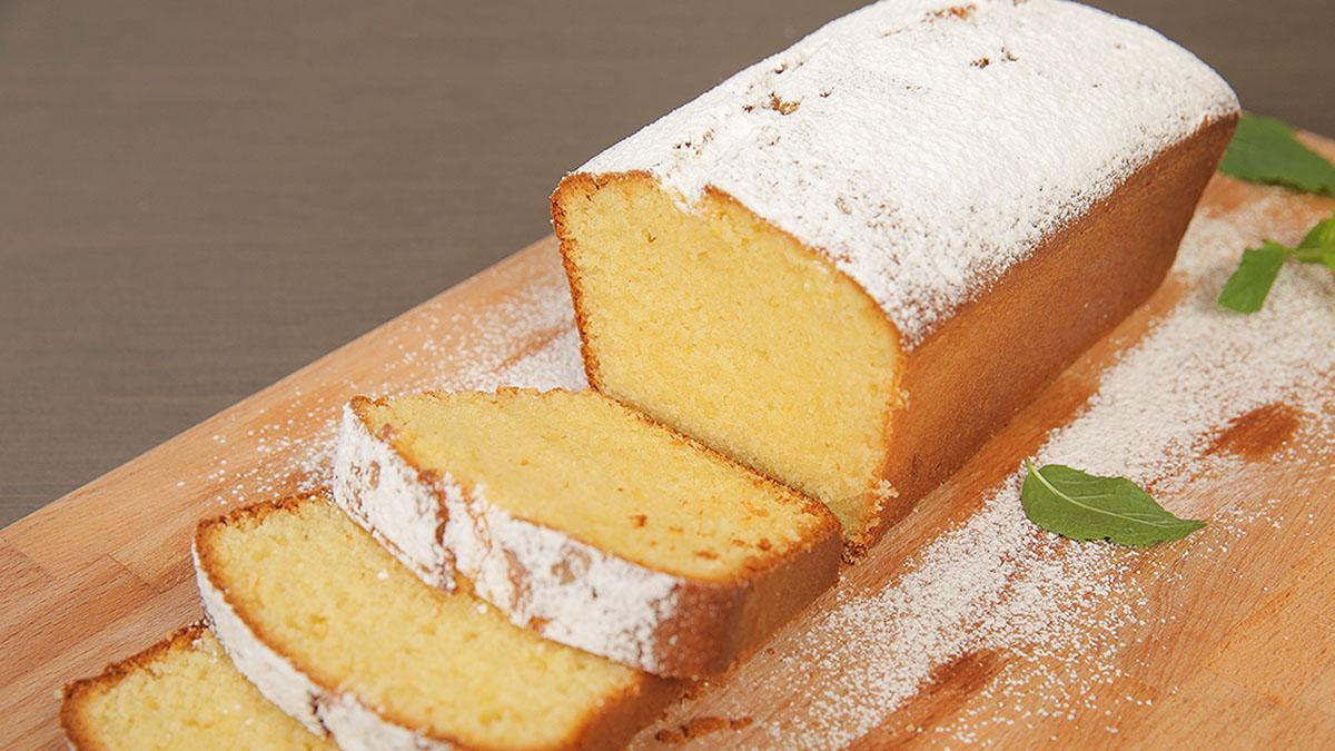Proste ciasto cytrynowe z kremem
