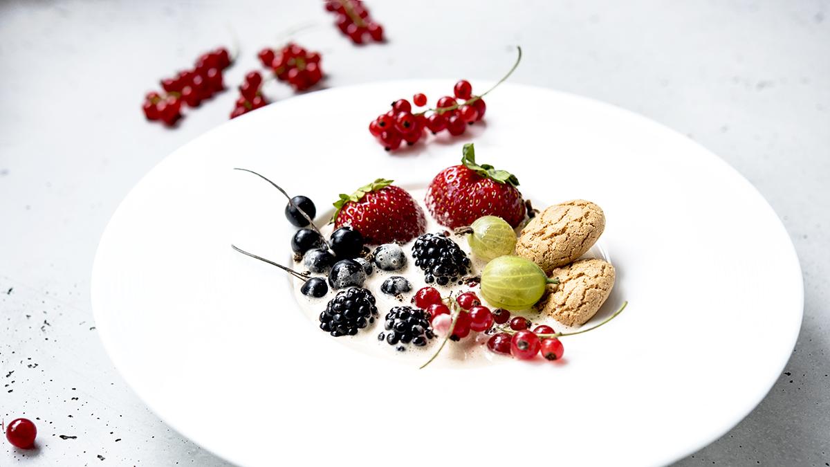 Owoce pod sabayon