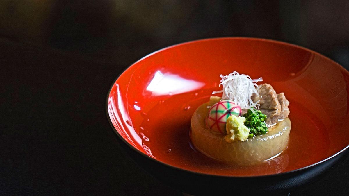 Jibuni z wołowiny noto