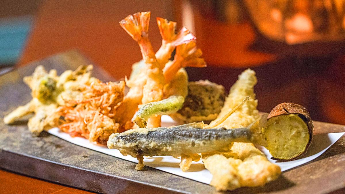 Podstawowa tempura