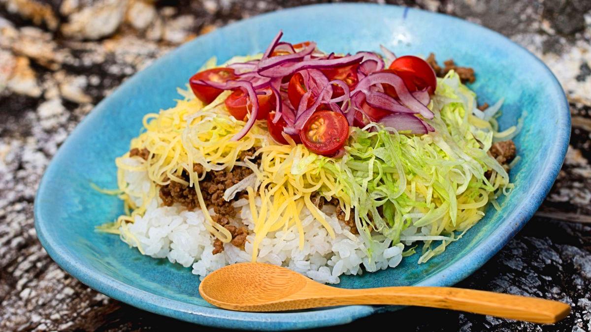 Ryż w stylu taco