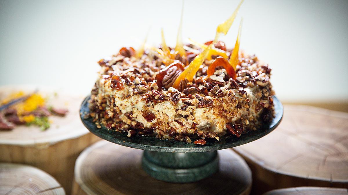 Tort krokantowy