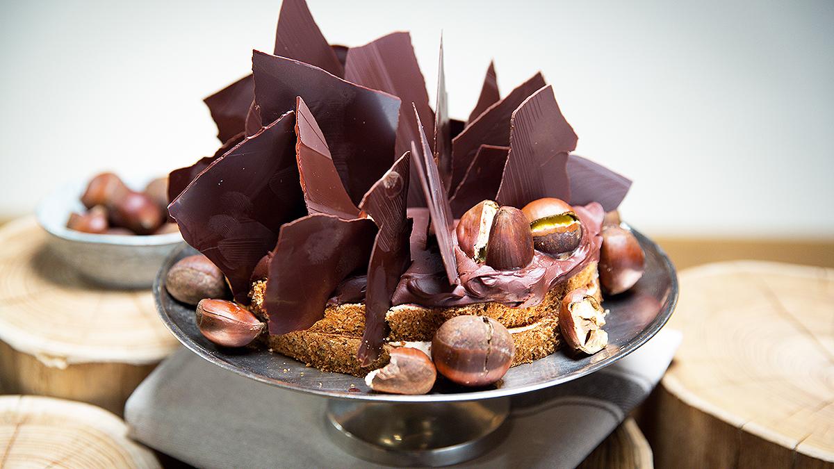 Tort kasztanowy