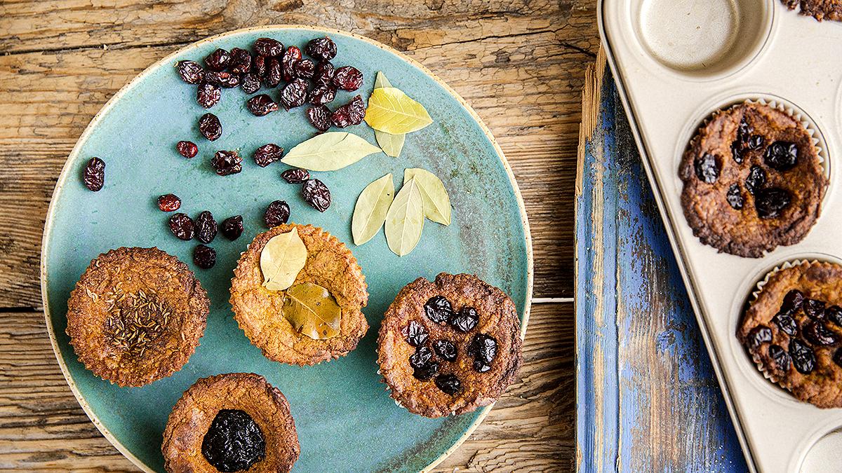 Pasztet w muffinkach