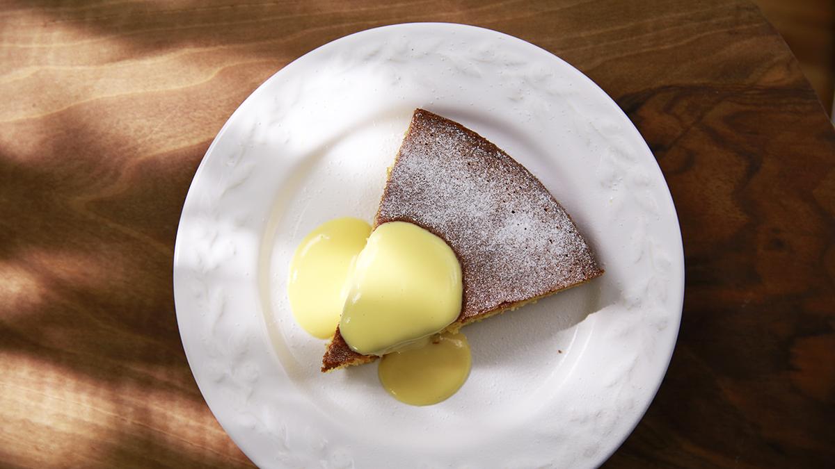 Bezglutenowe ciasto alpejskie