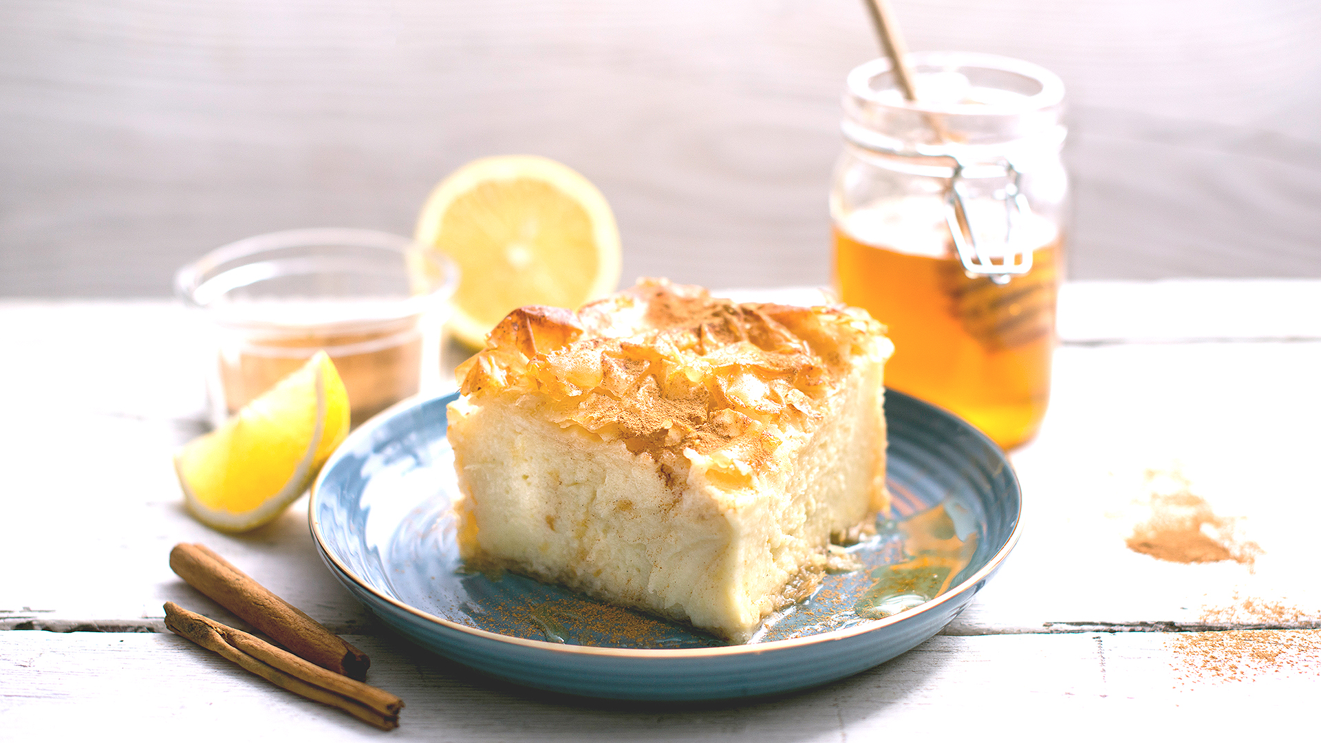 Ciasto galaktoboureko