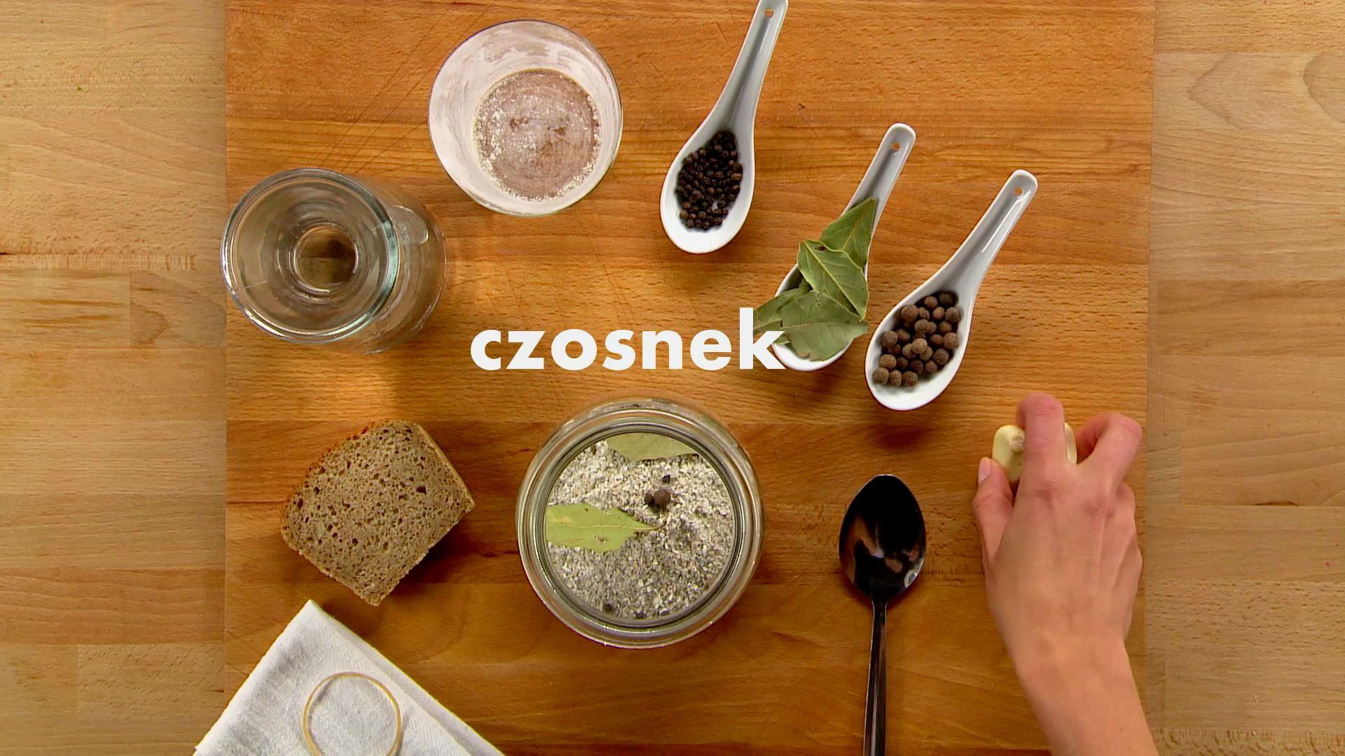 Jak przygotować zakwas na żurek