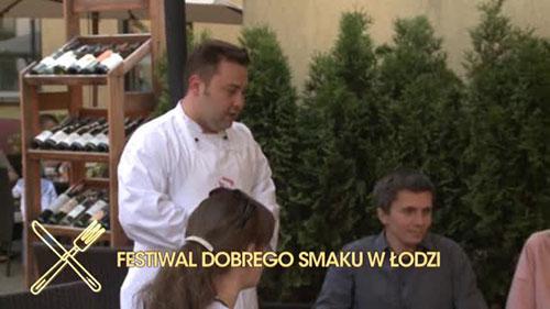 Kogel mogel ekstra: Festiwal Dobrego Smaku Łódź