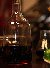 Bezalkoholowy syrop z wina