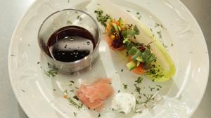 Roladki z łososia - danie w 15 minut