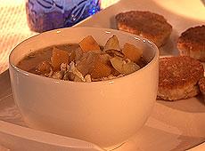 kartoflanka z brukwią