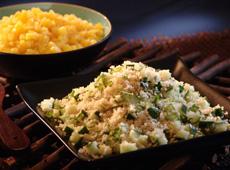 Sałatka z komosy ryżowej