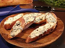 Bagietki z gorgonzolą