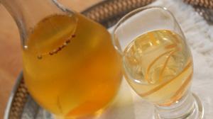Wino ze skórką pomarańczową