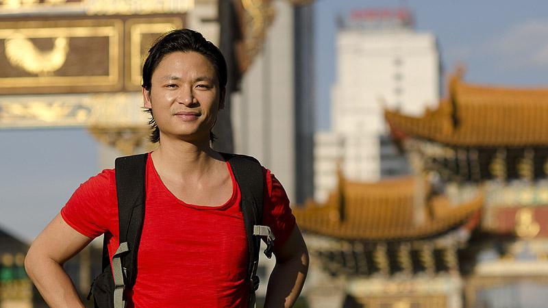 Luke Nguyen w dorzeczu Mekongu