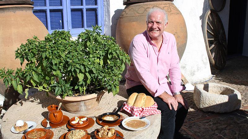 Rick Stein w Hiszpanii