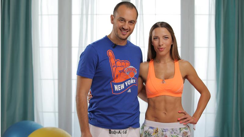 Konkurs Be Active. Ewa Chodakowska