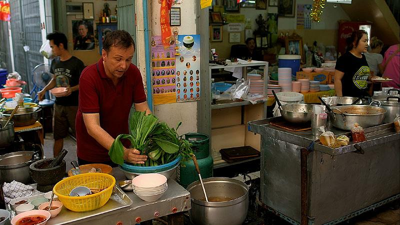 Street Food w Tajlandii