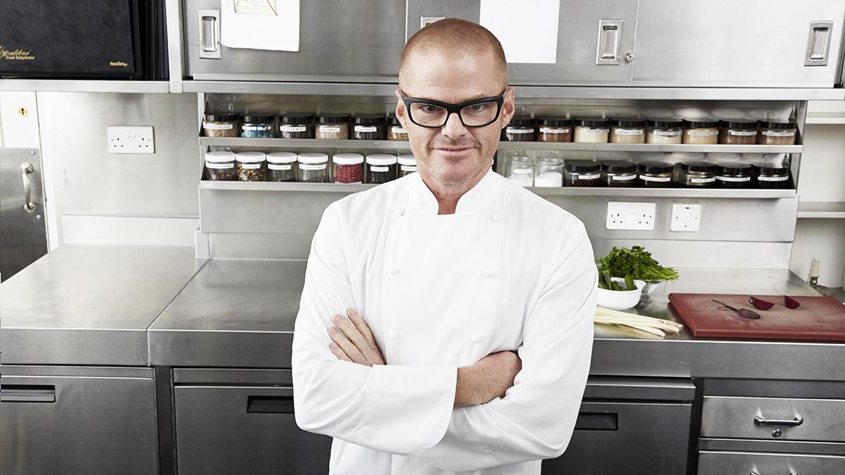 Świat Hestona od kuchni