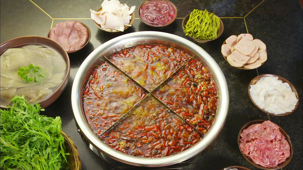 Podróż przez smaki Chin 2 - zwiastun serii