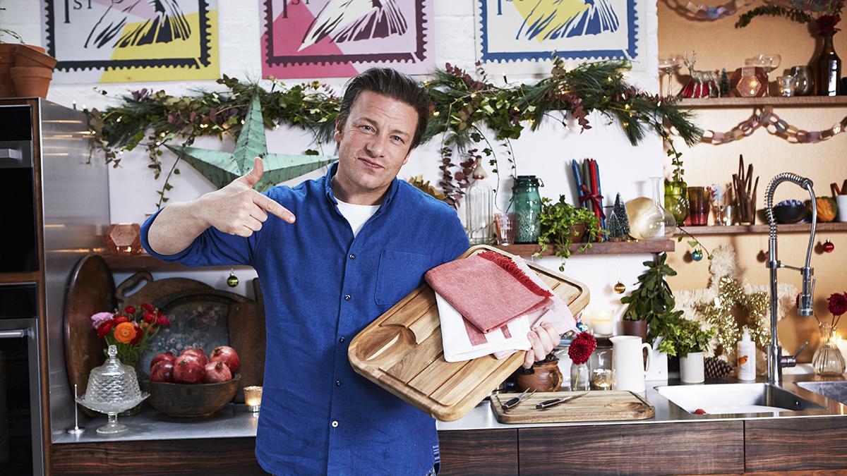Święta z Jamiem Oliverem