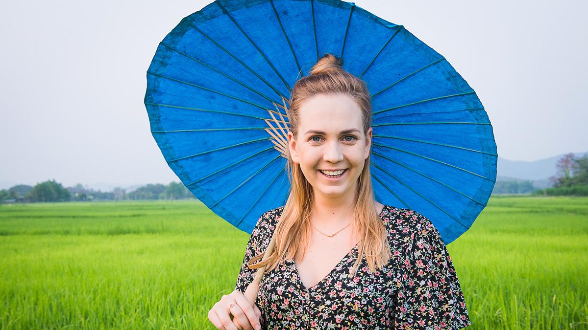 Zielona rewolucja Marty Dymek w Tajlandii