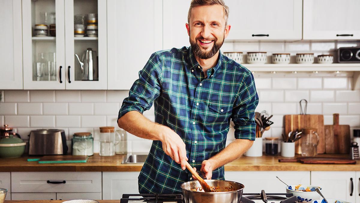 Kucharskiego pomysł na kuchnię