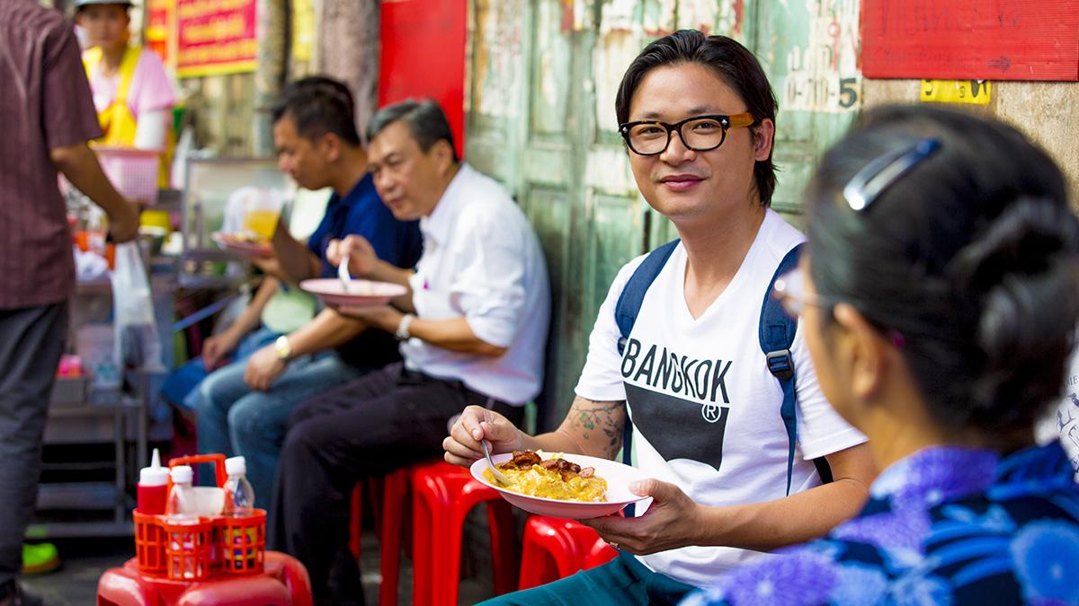 Luke Nguyen i azjatycki street food