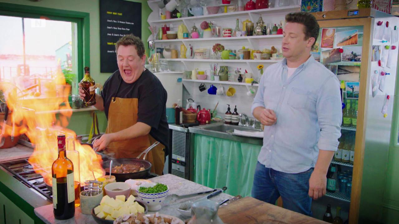 Jamie & Jimmy's Food Fight Club 6