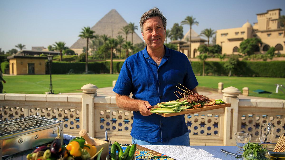 Kulinarne odkrycia Johna Torode - Bliski Wschód