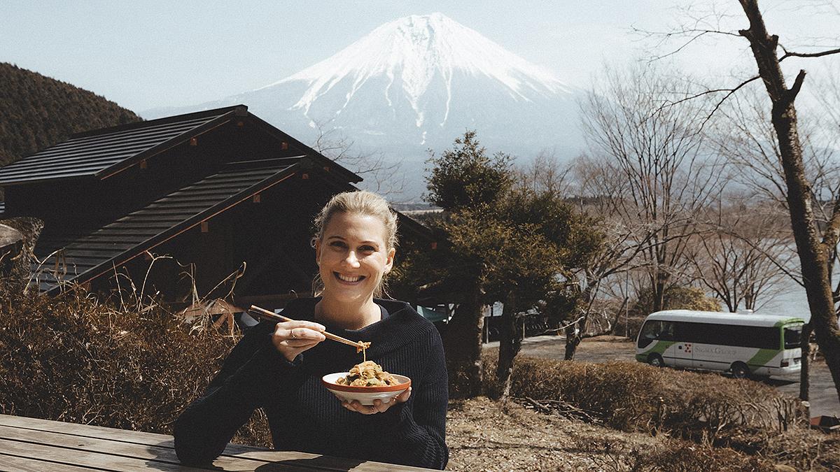 Japonia z Justine Schofield