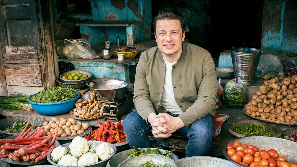 Jamie Oliver: po prostu warzywa